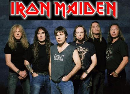 Aktuelno iz sveta muzike Iron-maiden