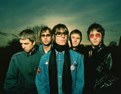 Oasis' new album - Dig Out Your Soul. Oasis