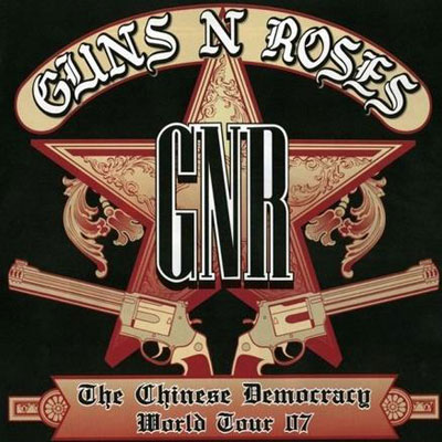 Download Countdown To Guns N' Roses' 'Chinese Democracy' Podcast