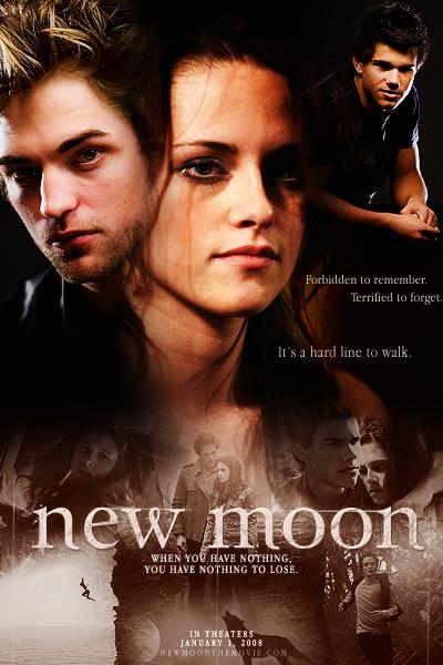 من اجمل أفلام كريستين ستيوارت - New Moon 2009