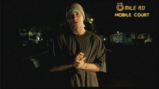 lose yourself eminem video you tube