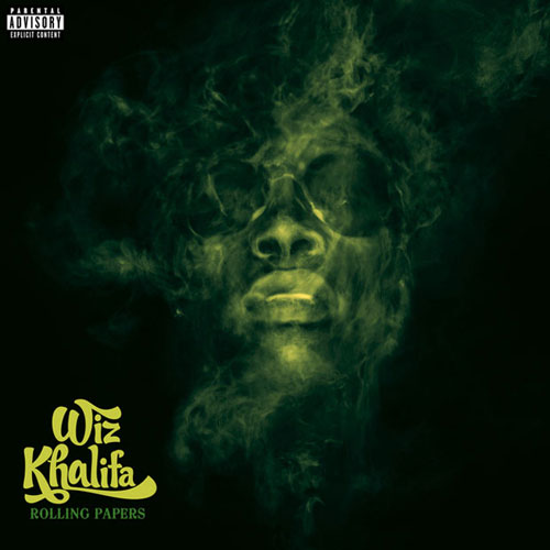 wiz khalifa rolling papers cover art. Artist name: Wiz Khalifa